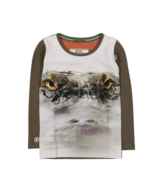 T-shirt - feel - starry eyes 17W3953