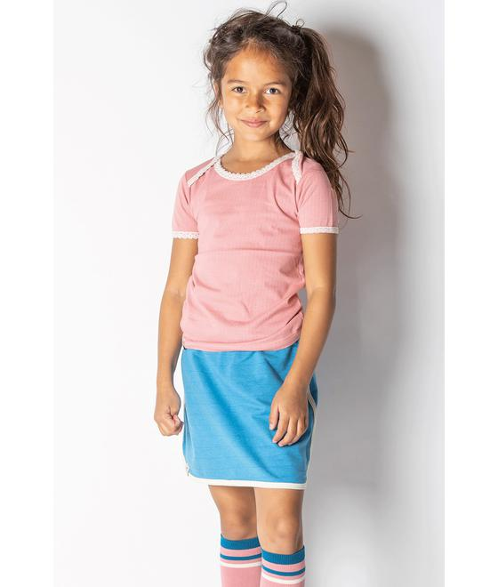 Alba of Denmark Jenny skirt Vallarta blue 2514 592