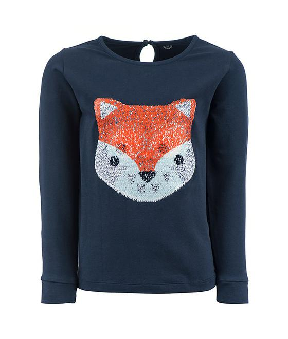 T-shirt Amber - FOX - OWL midnight 34604