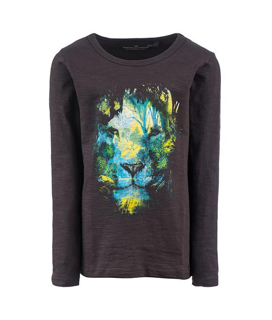 T-shirt Skipper - Lion forest - graphite