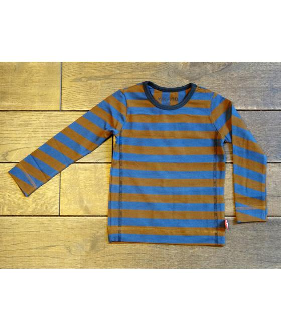 Shirt jersey big stripes brown W18 CTS 39i