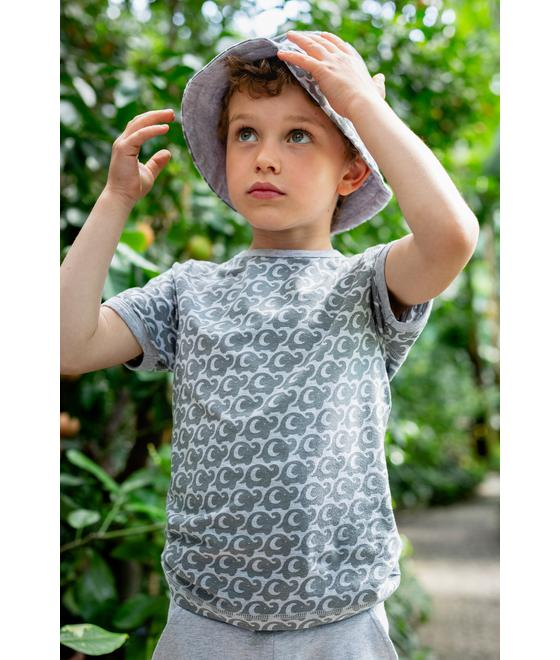 Maxomorra Top ss Elephant 73145-M336-D3236