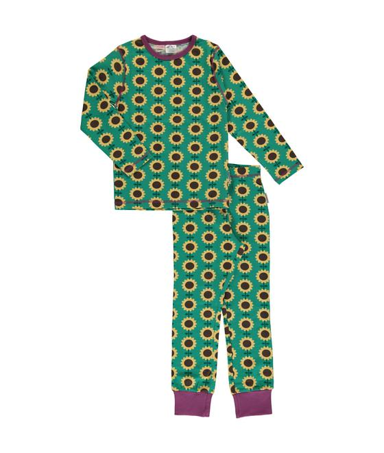 pyjama set sunflower