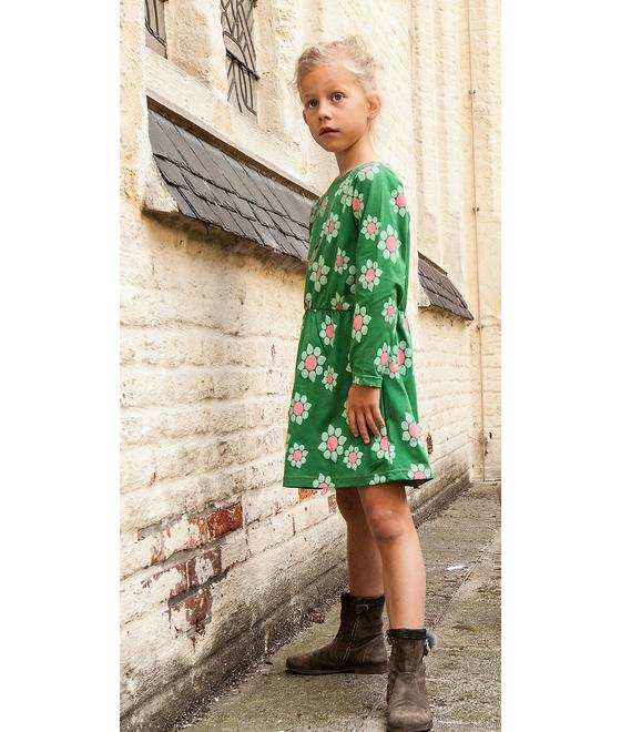 Esme dress juniper big wild flower 2468