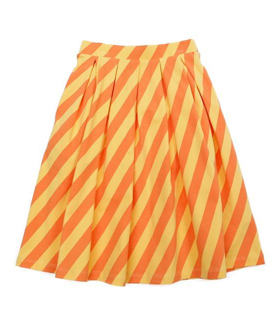 LIV+LOU Rafaella Long Skirt Candy Stripes