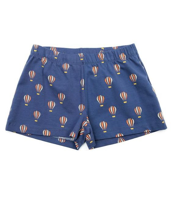 LIV+LOU Roxy Shorts Balloon Navy