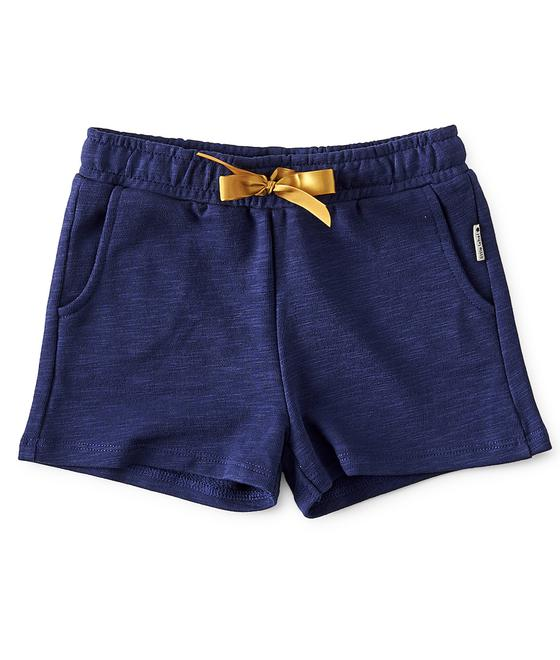 Little label Short dark blue 87198746818