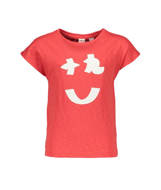 Street Called Madison Luna smiley tee happy S902-5408-261