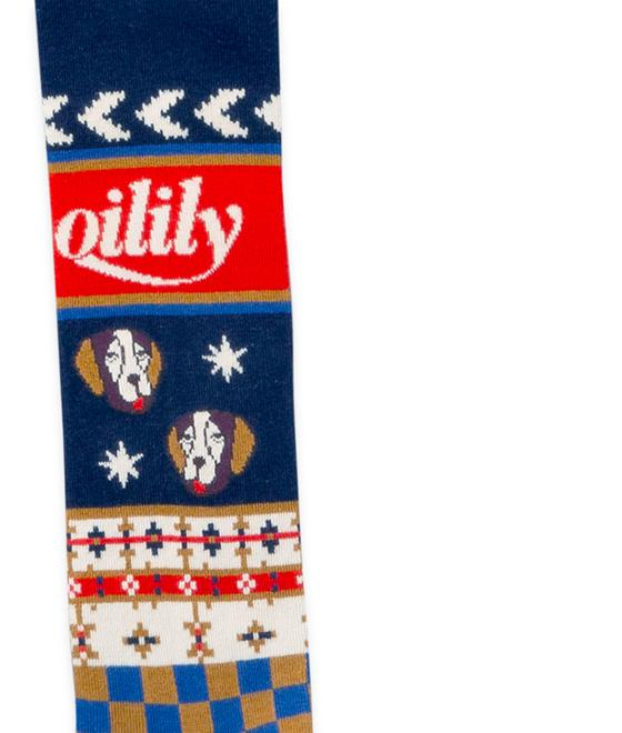 Morway maillot 58 jacquard multi color St Bernard Blue YF19GTI216