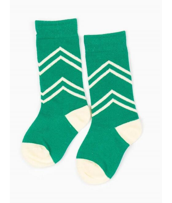 Alba of Denmark ANNIE KNEE SOCKS - PEPPER GREEN SKU: 2764