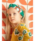 Alba of Denmark HANA BANDANA - ORANGE FLOWER HEAVEN SKU: 2751