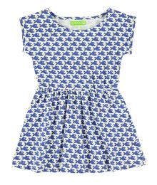 Lily Balou 11-DOT-CP Dot Dress hungry-sharks 11101220031