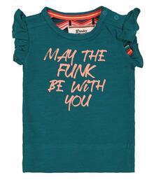 4 Funky Flavours T-shirt May The Funk Be With You 20S5835