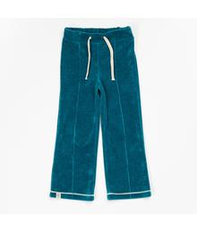 Hecco box pants blue coral 2369