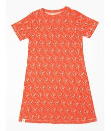 Alba of Denmark Vida dress 2771 - 715 Orange.com Liberty Love