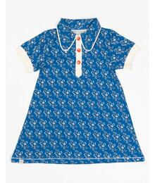 Alba of Denmark Julie Dress 2772 - 717 Snorkel Blue Liberty Love