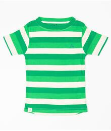 Alba of Denmark The Bell T-shirt 2786 - 710 Kelly Green Stripes