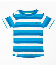 Alba of Denmark The Bell T-shirt 2786 - 718 Snorkel Blue Stripes
