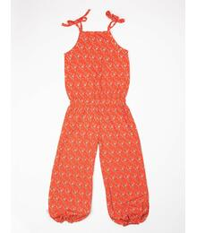 Alba of Denmark Flower Liberty Jumpsuit 2799 - 715 Orange.com Liberty Love