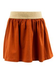 Stones and Bones Skirt CHERISE - CONTRAST · Sand + Gold 43503