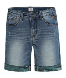 Tumble 'n dry Short Franky Denim Medium Stonewash 30103.00060 T19SS70118