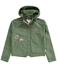 Tumble 'n dry Jas Beckley green army moss green 40601.00157