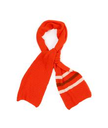 Lily Balou Scarf Tangerine Red 92-SCA-KN