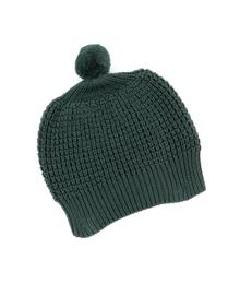Lily Balou Hat Dark Green 92-HAT-KN