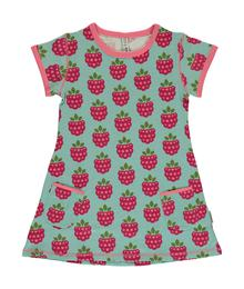 Maxomorra Tunic Raspberry 7314500029090 M354-D3215