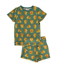 Maxomorra Pyjama set SS Lion 73145-M345-D3230