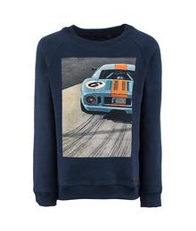 Sweater Elliot - Racer - navy