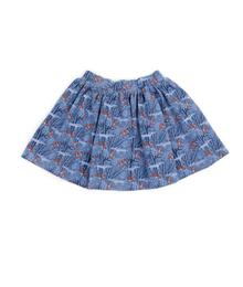 Lily Balou Isadora Skirt Wolves Blue 92-ISA-CP_wolves-blue EAN 2010143021136