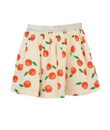 Lily Balou Adele Skirt Muslin Clementines 91-ADE-M-CL