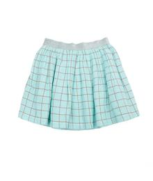 Lily Balou Adele Skirt Muslin Squared Paper 91-ADE-M-SP