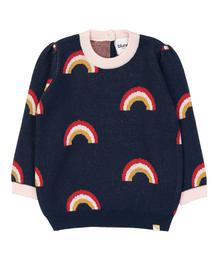 sweater over the rainbow marine