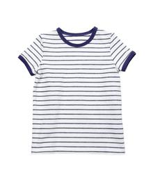Lily Balou Billie T-Shirt Striped Gentian Blue 91-BIL-ST-GB