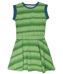 Baba babywear Cindy dress Wave S20 Jersey single lycra AOP