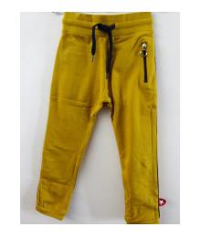 Trouser french knit yellow W17 CTR 711