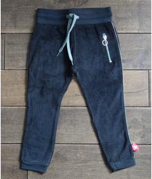 Trouser terry black W18 CTR 10i