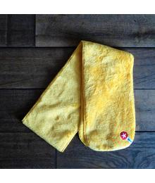 Shawl fleece plain yellow W18 HSJ 93s
