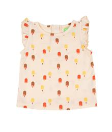 Lily Balou Eline Top Ice Cream Pink 2110814020069
