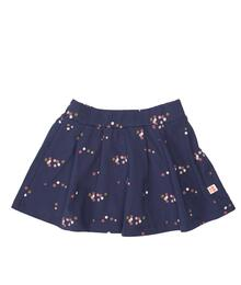 Froy & Dind SKIRT LUZ DOTS BLUE JERSEY COTTON FAW20GR002DB1