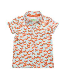 Lily Balou Jeff Shirt Crabs 91-JEF-CP-CR