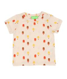 Lily Balou Kas Baby T-shirt Ice Cream Pink EAN 2110834020063
