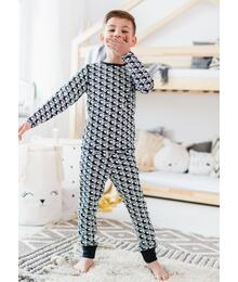 Maxomorra Pyjama set LS Helicopter 1901 161