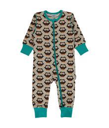 rompersuit zip owl