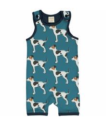Maxomorra Playsuit Short FARMDOG M377-C3377