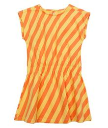 LIV+LOU Ruby T-shirt Dress Candy Stripes