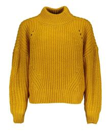 Street Called Madison Luna heavy knit sweater BRIGHT S008-5312 530 - YE