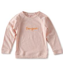 Little label Raglan sweater licht pink 87198746819